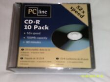 PC Line CD-R 10 Pack
