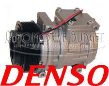 A/C Compressor For John Deere Tractors - 10PA15C 8GR 125mm 12v - NEW OEM