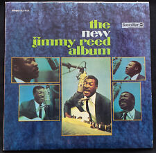 "JIMMY REED ""THE NEW JIMMY REED ALBUM"" 1967 BLUESWAY STEREO LP BLS-6004 1st PRESS"