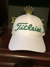 titleist golf hat adjustable