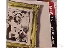 Inxs Never Tear Us Apart , Different World Uk 12