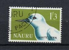 Birds on Stamps - Nauru 1963 SG62 White Tern FU
