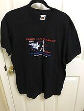 Paris Air Show T-Shirt 2003 Size Extra Large Aeronautique Espace