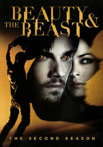 Beauty and the Beast Season 2 Series Two Second (DVD SET) OVER 15 HOURS ! NEW