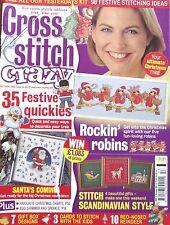 Cross Stitch Crazy Magazine Christmas  2003  Issue 53