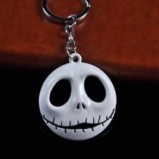 The Nightmare Before Christmas Jack Skellington Key Chains Keychain Keyring Gift