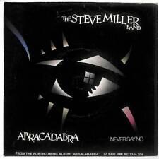 """The Steve Miller Band - Abracadabra - 7"""" Vinyl Record Single"""
