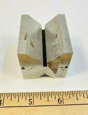 Vintage Machinist Made V Block Set Up Tool Machinist Tool