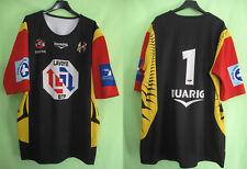 Maillot rugby USP sigean Port la Nouvelle Duarig porté #1 Vintage Jersey - XXXL