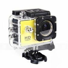 NEW Pro 12MP HD 1080P Car Cam Sports DV Action Waterproof Camera Battery CC