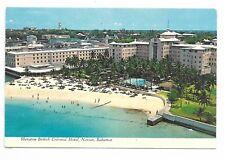 NASSAU BAHAMAS  Sheraton British Colonial Hotel