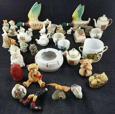 Porcelain Franklin Mint Decorative Ornaments & Figures