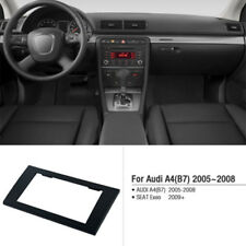 Car Stereo Radio Fascia Panel Trim for Audi A4(B7) 2005-2008 Dash Mount Kit