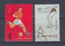 China  762 + 903  Schwimmen + Fußball  oo
