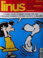 LINUS - Rivista fumetti n°4 2011 [G267]