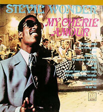 Stevie Wonder MY CHERIE AMOUR 25th Anniversary cd SEALED/new