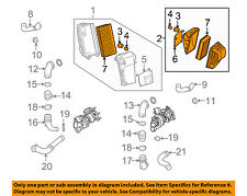 PORSCHE OEM 03-06 Cayenne-Air Filter Left 95511002150