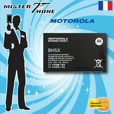 BATTERIE ORIGINE MOTOROLA BH5X DROID X X2 ATRIX 4G MB810 MB860 MB870 GENUINE NEW