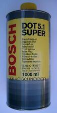 Bremsflüssigkeit Bosch 1000 ml DOT 5.1 Super 1 Liter Brake Fluid DOT5.1