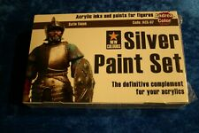 Andrea , ANDREA  SILVER PAINT SET ACS - 07