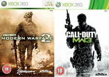 Call of Duty: Modern Warfare 2 3 Xbox 360 - MINT - Super Fast Delivery
