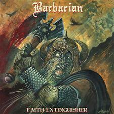 BARBARIAN - Faith Extinguisher - CD - DEATH METAL