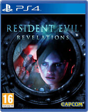 MAL RESIDENTE REVELACIONES HD remake | Playstation 4 PS4 Nuevo