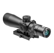 NcSTAR STP3942G/V2 Mark III GEN II 3-9X42 Tactical P4 Reticle Rifle Scope NEW