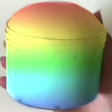 100ml Rainbow Colorful Cotton Slime Plasticine Clay Mud Stress Relief Kids Toys