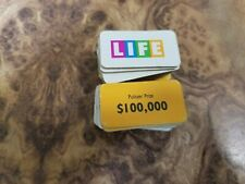 The Game of  Life  Replacement PARTS/PIECES  SALARY MONEY TILES