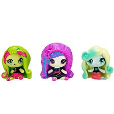 Monster High Minis 3 Pack - Series 2 - Venus, Electrified Ari, Mermaid Lagoona