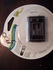 Panasonic & V-Tech Phone Battery - 86413 - 3.6V, 700 mAh, Rechargeable