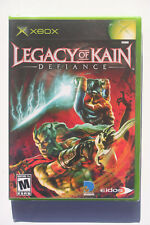 Legacy of Kain Defiance Original Xbox US NTSC Brand New Factory Sealed Y-Fold