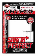 KMC Deck Protectors - Standard Size - Side-In Perfect Size Sleeves (100)