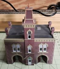 Woodland Scenics BR5034, HO Scale, Firehouse Structure, Built-&-Ready