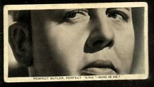 Tobacco Card, Ardath, WHO IS THIS Film Stars, 1936, Charles Laughton, #27