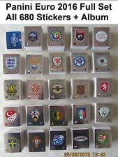 Panini Complete Sticker Albums, Packs & Spares