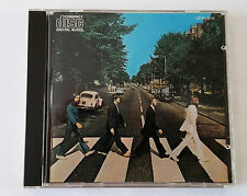 Beatles Abbey Road CD Japan Toshiba CBS CP35 3016 Black Triangle Original Case