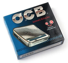 OCB Automatic Rolling Box - Rolling machine for 6mm and 8mm cigarette - new