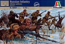 Italeri - Russian infantry - winter uniform (World War II) - 1:72
