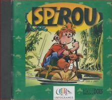 Robbedoes en Kwabbernoot Special: Spirou (Multimedia CD)