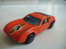 Matchbox Superfast Monteverdi Hai #3 in Orange