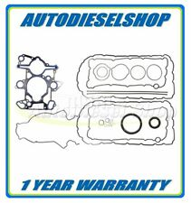 03-07 FORD POWERSTROKE & EXCURSION 6.0L 6.0 MAHLE LOWER GASKET SET CS54450