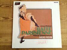 Jacques Offenbach, Andre Previn: Gaîté Parisienne - Vinyl 33 LP Album VG 1983