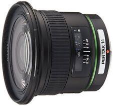 PENTAX Super-Wide-Angle Single Focus Lens DA 14mm F2.8ED IF K mount APS-C New