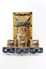 Aerosmith Pandora's Box - 3 Cassette Tape Compilation
