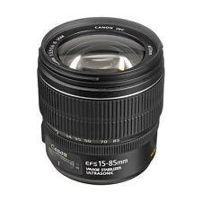 Canon EF-S IS USM 15-85mm F/3.5-5.6 EF IS USM Lens