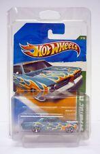 HOT WHEELS '64 PONTIAC GTO #57 Treasure Hunts Die-Cast Car 7/15 MIP 2010