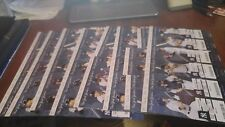 8/12/16 1- 6 NEW YORK YANKEE TICKET STUBS TAMPA BAY vs YANKEES A RODS LAST GAME