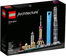 LEGO Architecture - 21039 Shanghai - Neu OVP